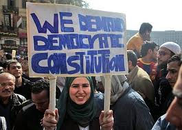 10.egypte demonstratie